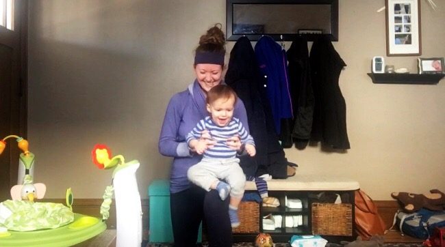 7-Exercises to Transform Your Body (with a Toddler)