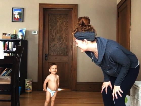 10-Minute Yoga Class